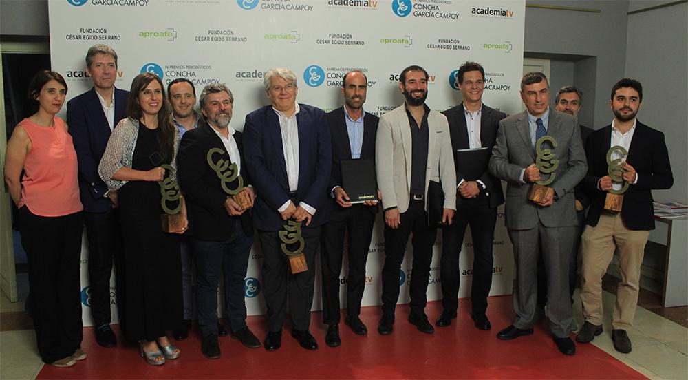 Premios Concha García Campoy