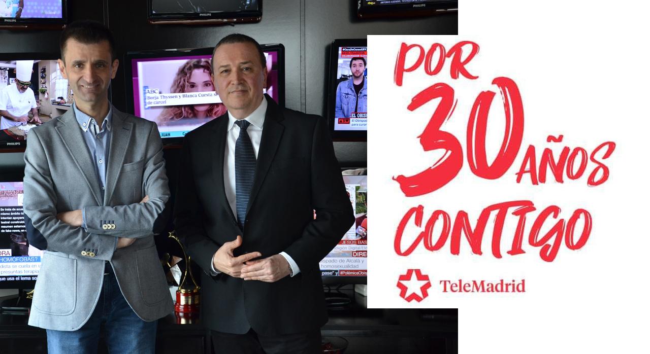 30 Aniversario Radio Televisión Madrid