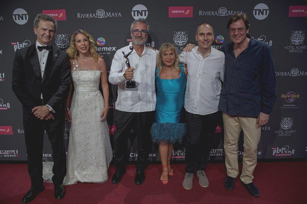 VI Premios Platino