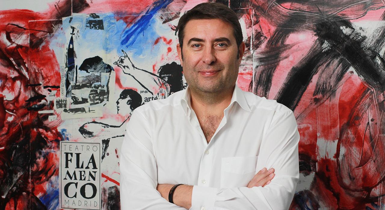 Javier Andrade nos cuenta la programación de la nueva temporada del Teatro Flamenco de Madrid