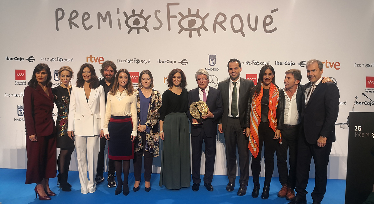 Finalistas Premio Forqué