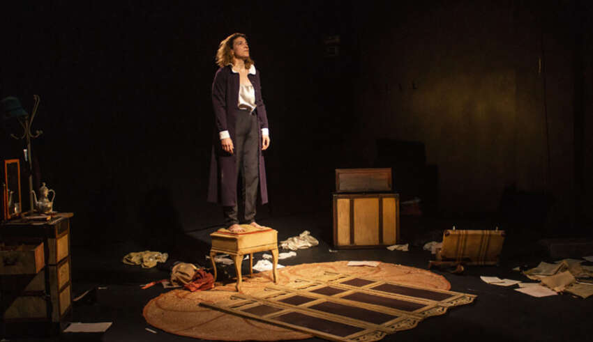 Carolina Calema en 'Querella de Lope y las mujeres'
