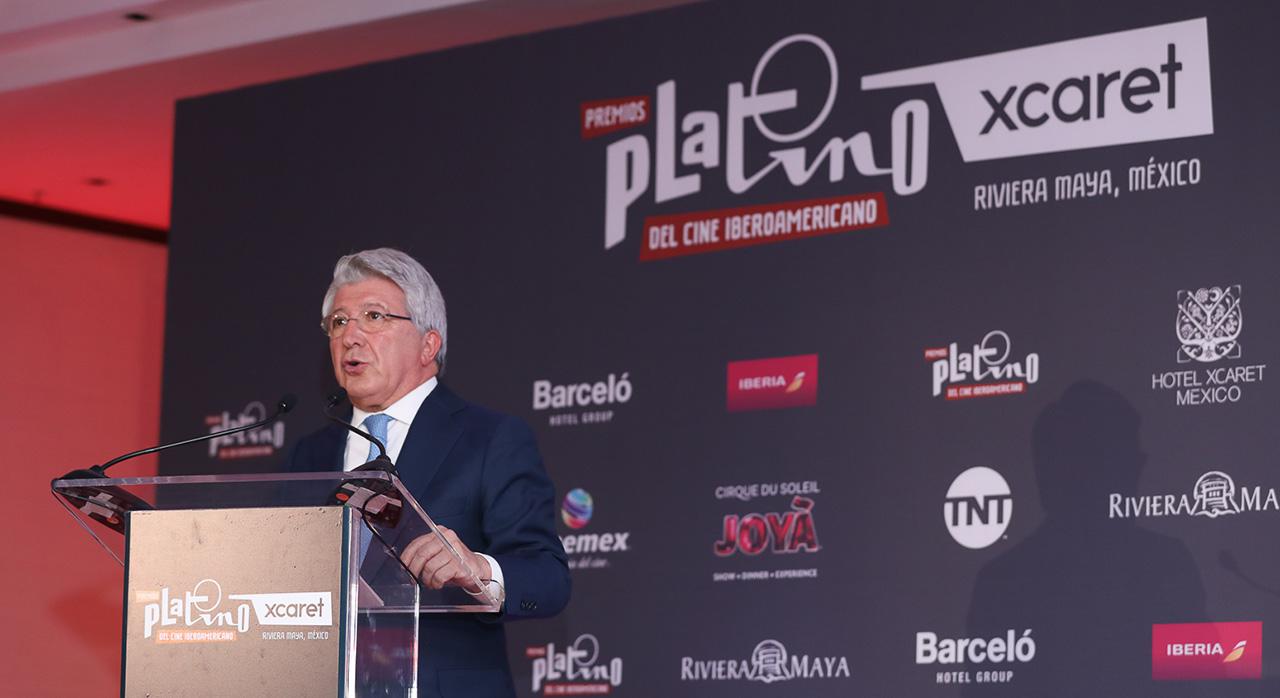 Premios Platino Xcaret