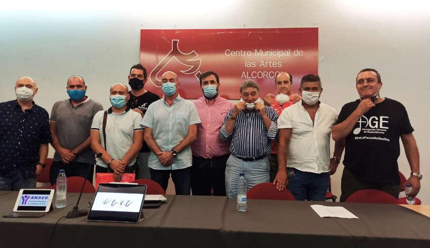 Rueda Prensa C.E.V.E