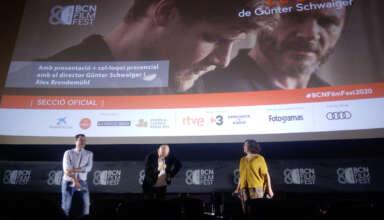 Presentación 'El buzo' en BCN Film Fest