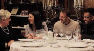 Fotograma del cortometraje 'El Compromiso'