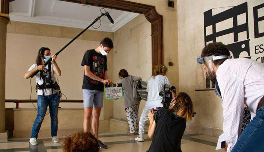 Escuela Creación Cinematográfica Bilbao
