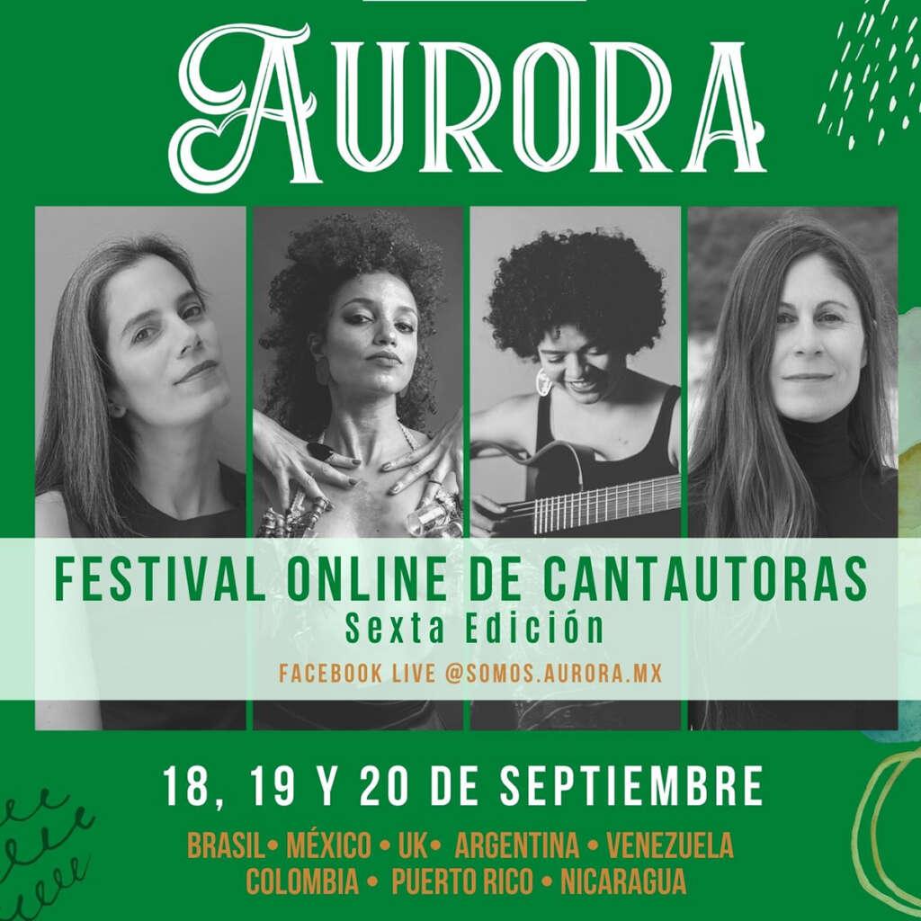 Festival Aurora Sexta Edición