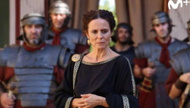 Aitana Sánchez Gijón en 'El corazón del imperio'