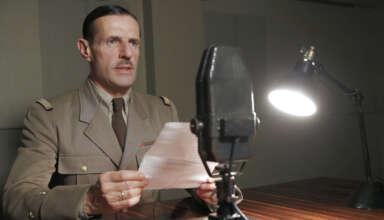 Imagen de la película 'De Gaulle'