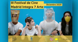 Festival Cine Madrid Integra 7 Arte