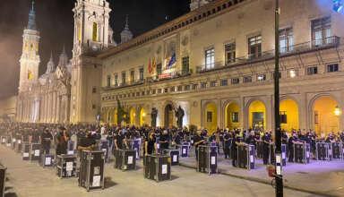 Convocatoria Alerta Roja 17S en Zaragoza