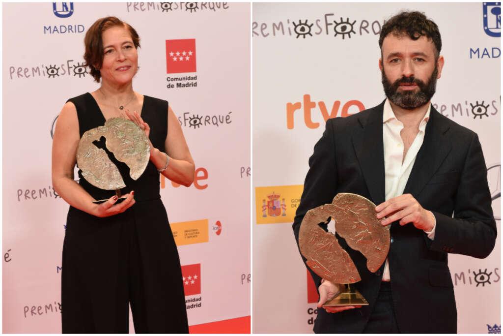 Valerie del Pierre 'Las niñas' y Rodrigo Sorogoyen 'Antidisturbios'