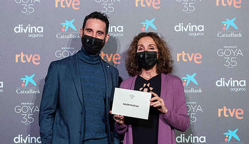 Ana Belén y Dani Rovira encargados de la Lectura Nominados 35 Premios Goya