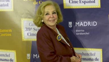 María José Alfonso 39 semana cine español Carabanchel