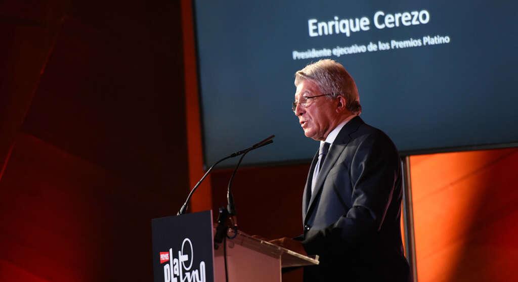 Enrique Cerezo - Nominados Premios Platino