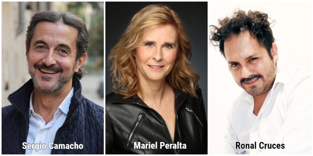 Actores que leerán 'Nada es como tu nombre'