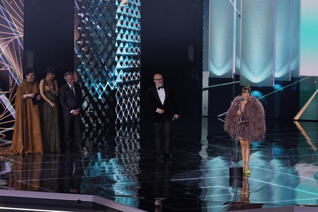 Candela Peña - Premios Platino