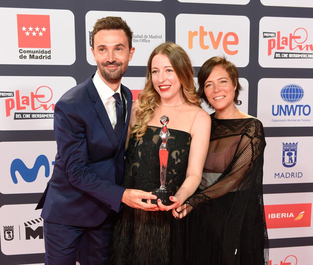 Las Niñas - Premios Platino